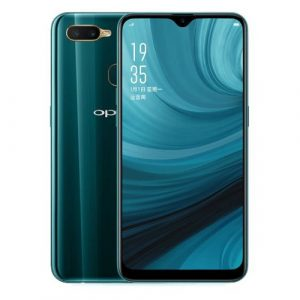 Oppo A7 Blue