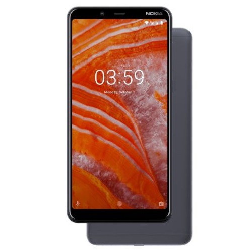 Nokia 3.1 Plus Black