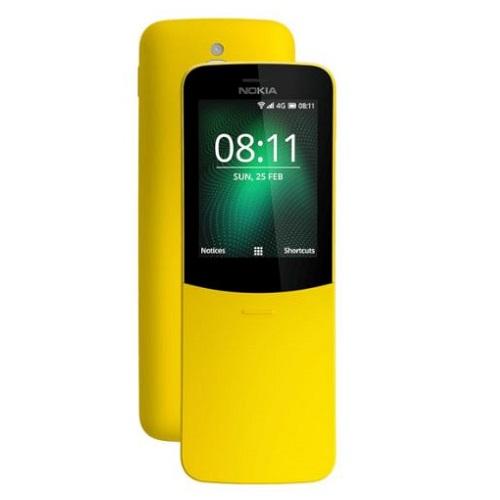 8110 4G Yellow