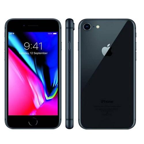 Apple 8 256GB Black