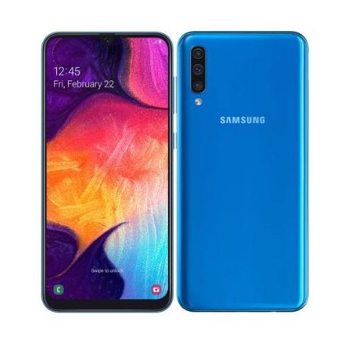 Galaxy A50 Blue