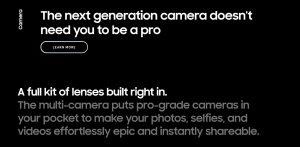 Next Generation Camera Design