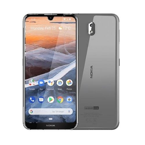 Nokia 3.1 Silver