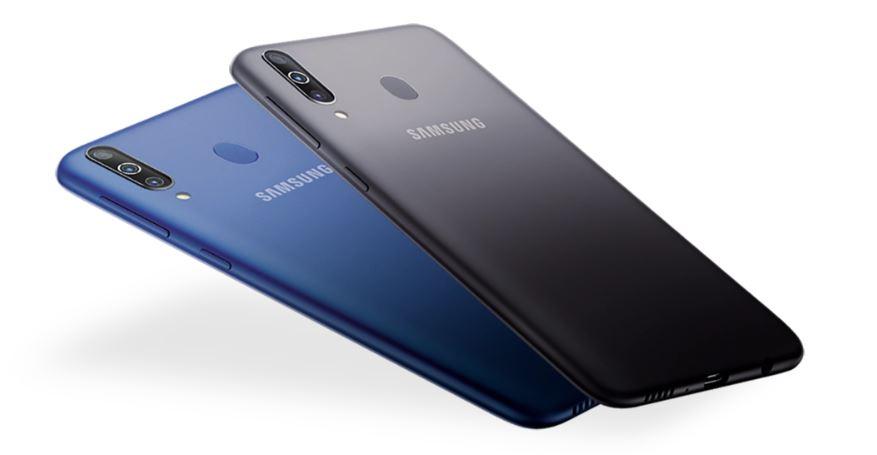 Samsung Galaxy M30 Colors