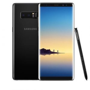 Samsung Galaxy Note 8 256GB Black