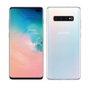 Samsung Galaxy S10 Plus 1TB White
