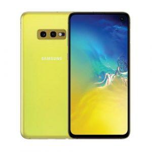 Samsung Galaxy S10e 256GB Yellow