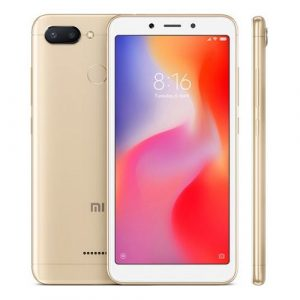 Xiaomi Redmi 6 32GB Gold