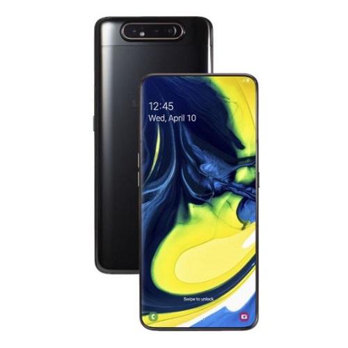 Galaxy A80 Black