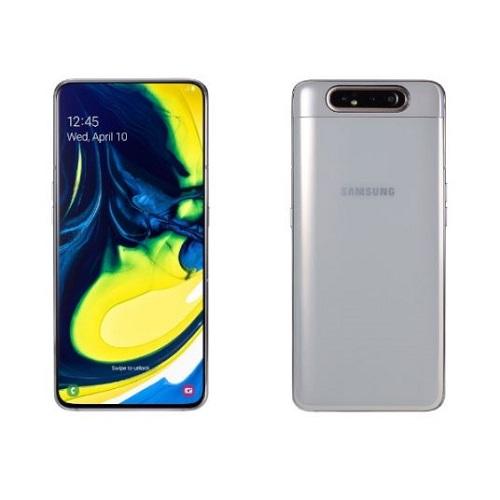 Samsung A80 White