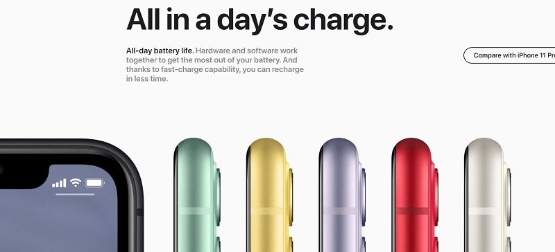 All-in a day Battery Charge