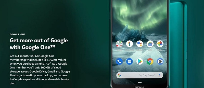 Get More From Google One