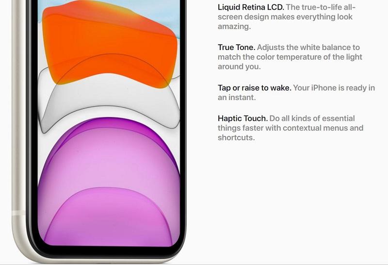 Liquid Retina LCD