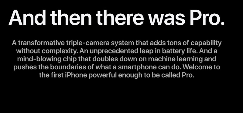 Next-Level Triple camera System