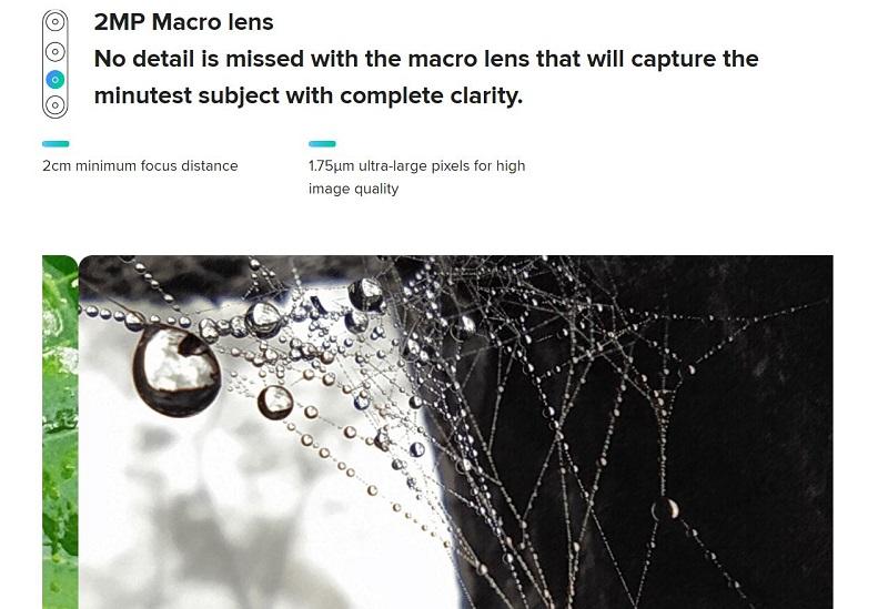 2Megapixel Macro Lens