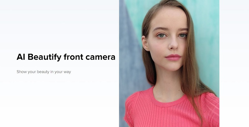 AI Beauty Front Camera