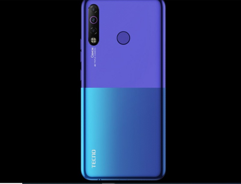 Camon 12 Air Colors