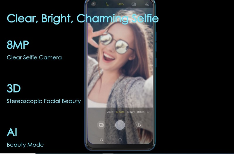 Clear and Brighter Selfie Camera
