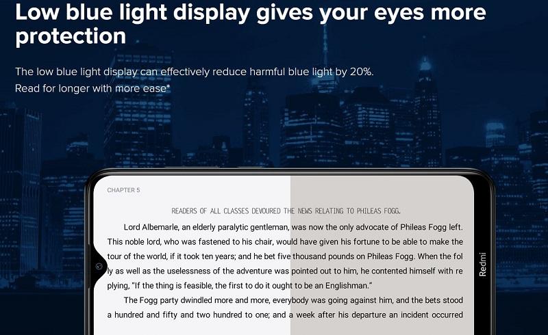 Eye Protection Display