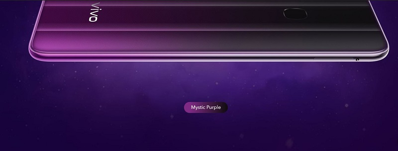 Mystic Purple color