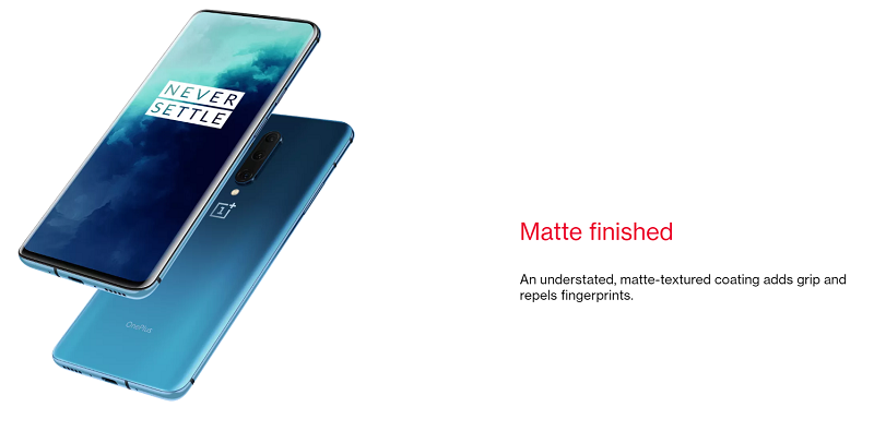 OnePlus Matte Finish