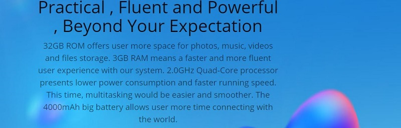 Powerful and Fluent Processor
