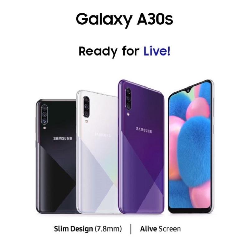 Samsung Galaxy A30s Key Specs