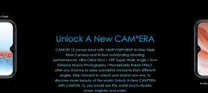 Tecno Camon 16 New Camera Features