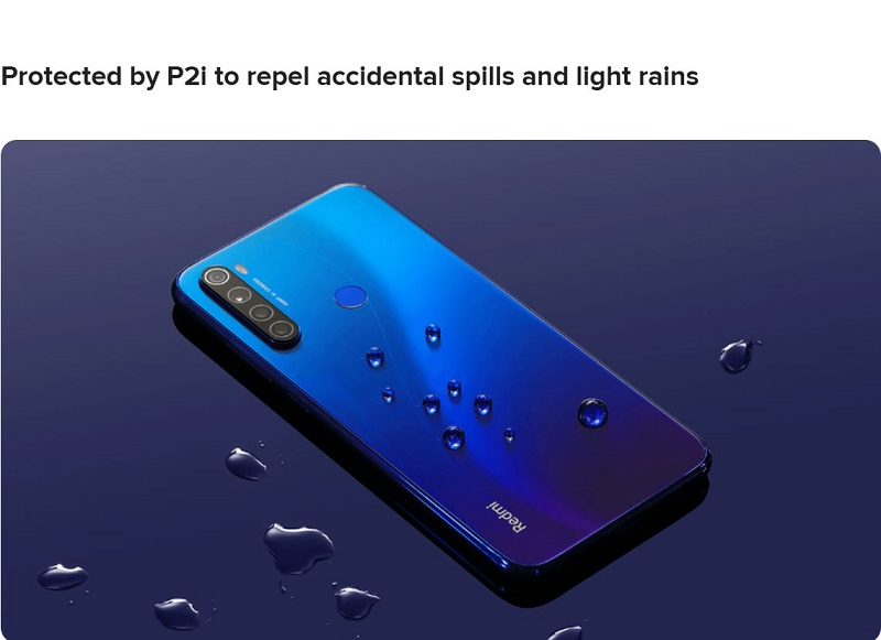 Water Spill Resistant Body