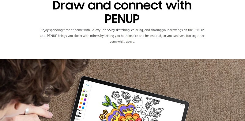 Draw and Connect With the PENUP Application