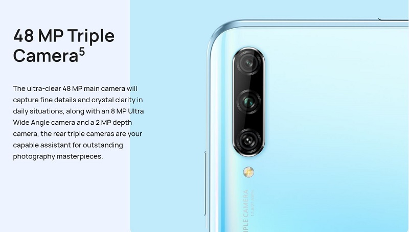 Ultra Clear 48MP Front Camera
