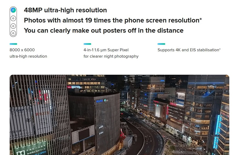 Ultra High Resolution Photography