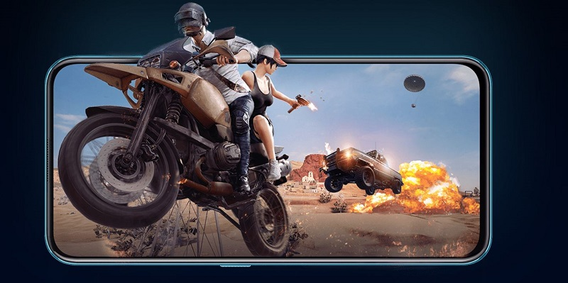 Vivo V17 Pro Optimized Game Mode