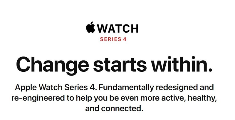 Apple Watch Series 4 44mm Features