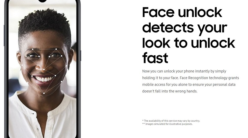 Improved Face Unlocking Technology