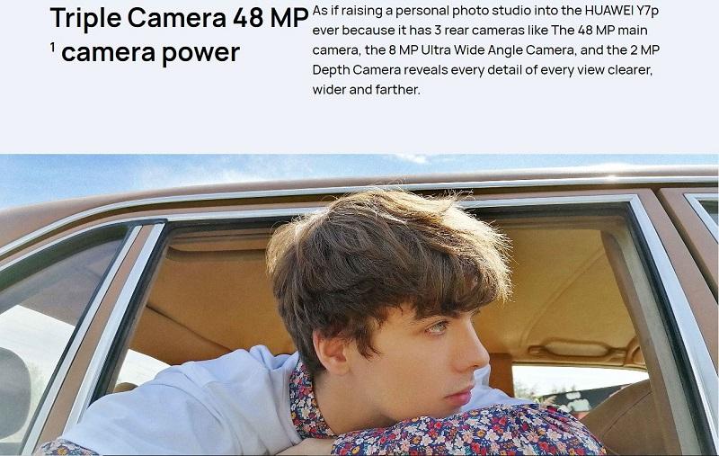8MP Camera Power