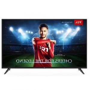 TCL 50 Inch HDR 4K UHD Smart Multi-System LED TV LED50P6500US
