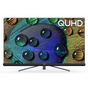 TCL 65 Inch 4K QUHD Smart Android TV 65C8 -2019 Model
