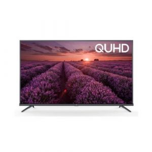 TCL 75 Inch QUHD 4K ANDROID AI SMART - 75P8M 2019 MODEL