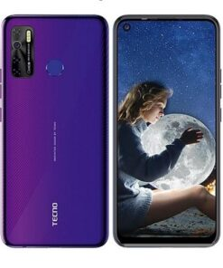 Tecno Camon 15 Fascinating Purple