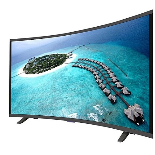 Vision Plus VP8843C - 43 Inch - FHD Smart Curved Android LED TV
