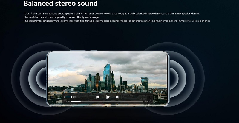 Balanced Stereo Sound
