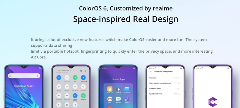 Customized Color OS