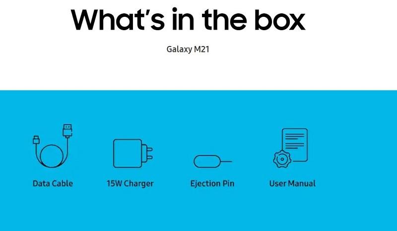 Galaxy M21 Accessories
