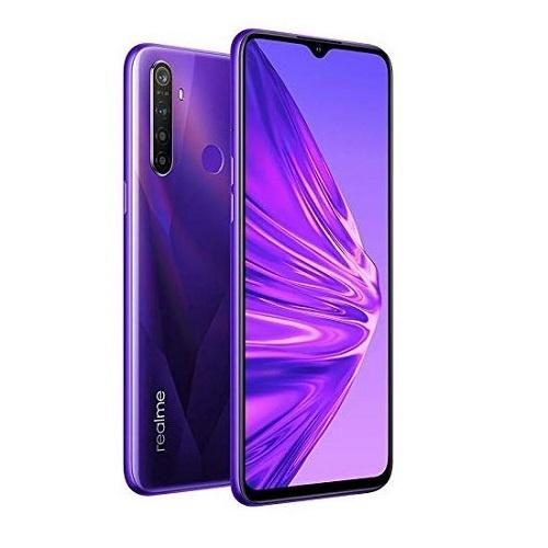 Realme 5 Crystal Purple