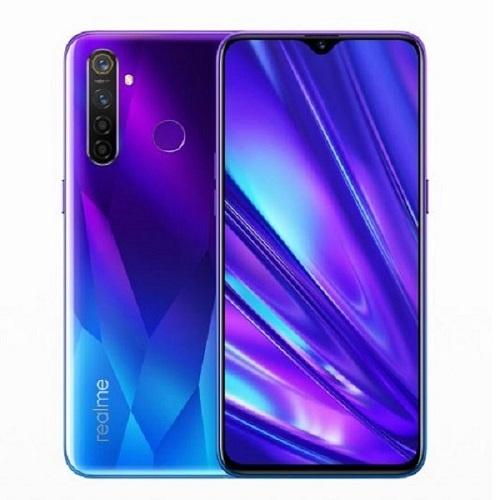 Realme 5 Pro Crystal Blue
