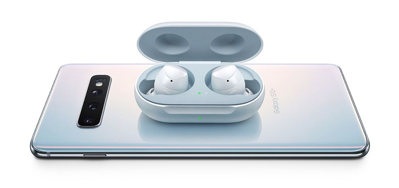 Samsung Galaxy Buds Wireless Charging