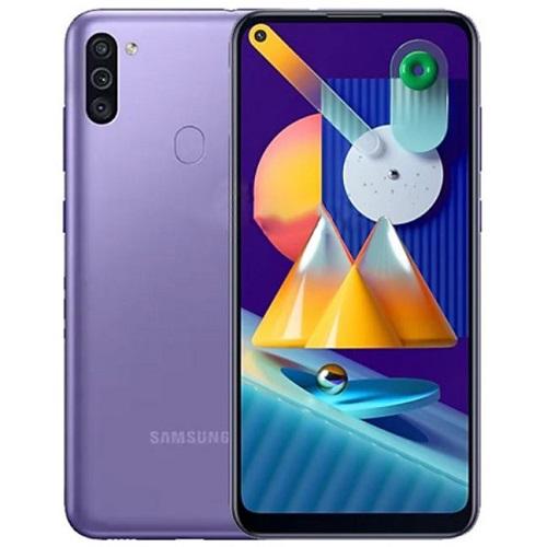 Samsung Galaxy M11 violet