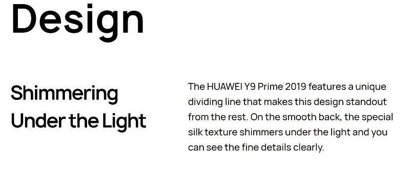 Shimmering Design