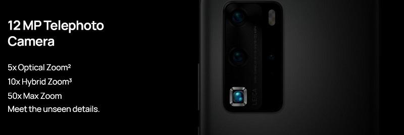 12MP Telephoto Camera